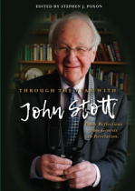 THROUGH THE YEAR WITH JOHN STOTT