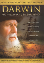 DARWIN THE VOYAGE THAT SHOOK THE WORLD DVD
