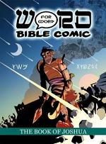 BOOK OF JOSHUA WORD FOR WORD BIBLE COMIC