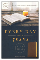 CSB EVERY DAY WITH JESUS BIBLE