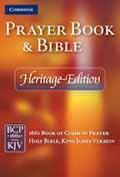 BCP KJV PRAYER BOOK AND BIBLE