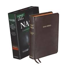 NASB CLARION REFERENCE BIBLE