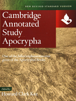 NRSV ANNOTATED STUDY APOCRYPHA