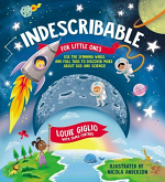 INDESCRIBABLE FOR LITTLE ONES BOARD BOOK