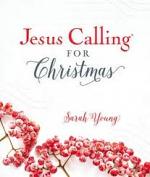 JESUS CALLING FOR CHRISTMAS HB