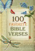 100 FAVOURITE BIBLE VERSES HB