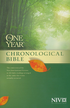 NIV ONE YEAR CHRONOLOGICAL BIBLE PB