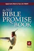 NLT BIBLE PROMISE BOOK