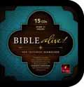 NLT BIBLE ALIVE DRAMATIZED NT CD