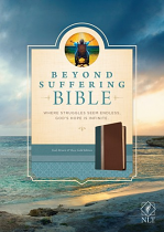NLT BEYOND SUFFERING BIBLE