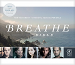 NLT BREATHE BIBLE NEW TESTAMENT AUDIO CD