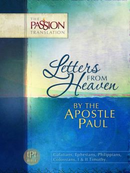 PASSION TRANSLATION LETTERS FROM HEAVEN