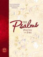 PSALMS ILLUSTRATED JOURNALLING EDITION