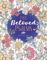 BELOVED PSALMS COLOURING BOOK
