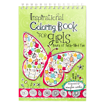INSPIRATIONAL COLOURING BOOKS FOR GIRLS
