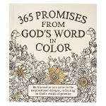 365 PROMISES FROM GODS WORD IN COLOUR
