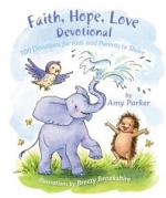 FAITH HOPE LOVE DEVOTIONAL PADDED BOOK