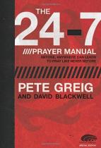 24 7 PRAYER MANUAL