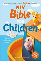 NIV BIBLE FOR CHILDREN HB