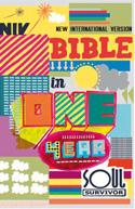 NIV BIBLE IN ONE YEAR PB