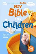 NIV BIBLE FOR CHILDREN PACK OF 16