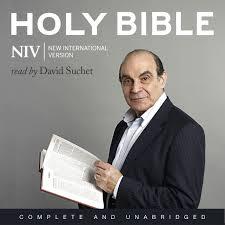 NIV AUDIO BIBLE MP3 CD