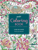 GOD IS GOOD POSH COLOURING BOOK