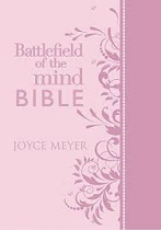 AMPLIFIED BATTLEFIELD OF THE MIND BIBLE