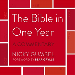 NIV THE BIBLE IN ONE YEAR A COMMENTARY CD