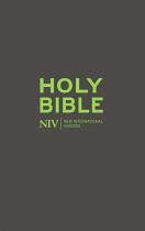 NIV POPULAR BIBLE WITH ZIP