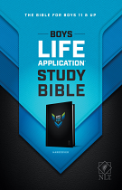 NLT BOYS LIFE APPLICATION STUDY BIBLE HB