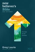 NLT NEW BELIEVERS BIBLE NEW TESTAMENT