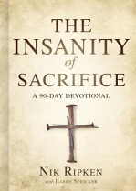 THE INSANITY OF SACRIFICE HB