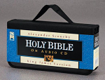 KJV BIBLE ON AUDIO CD
