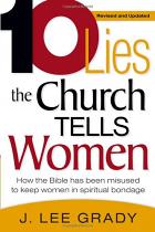 10 LIES THE CHURCH TELLS WOMEN