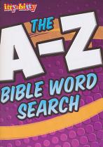 ITTY BITTY A-Z BIBLE WORD SEARCH