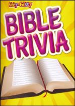 ITTY BITTY BIBLE TRIVIA