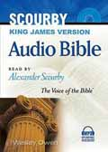 KJV AUDIO BIBLE MP3 CD
