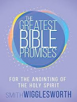 GREAT BIBLE PROMISES ANOINTING OF SPIRIT