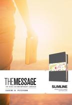 THE MESSAGE SLIMLINE SPRING WILDFLOWERS