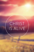 CHRIST IS ALIVE TRACT PACK OF 25