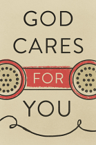 GOD CARES FOR YOU TRACT PACK OF 25