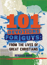 101 DEVOTIONS FOR GUYS HB