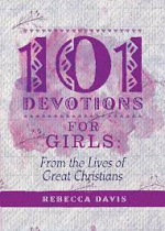 101 DEVOTIONS FOR GIRLS HB