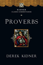 KINDER CLASSIC COMMENTARIES PROVERBS