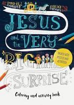 JESUS & THE VERY BIG SURPRISE COLOURING