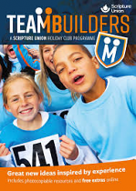 TEAMBUILDERS HOLIDAY CLUB RESOURCE BOOK