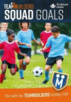 TEAMBUILDERS SQUAD GOALS PACK OF 10