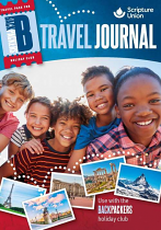 BACKPACKERS TRAVEL JOURNAL SINGLE COPY
