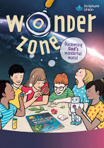 WONDER ZONE FACT FILE (PACK OF 10)